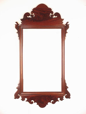 CHIPPENDALE MIRROR (M11)