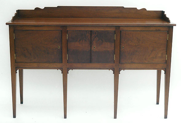 SIDEBOARD, WALNUT  (SB52)